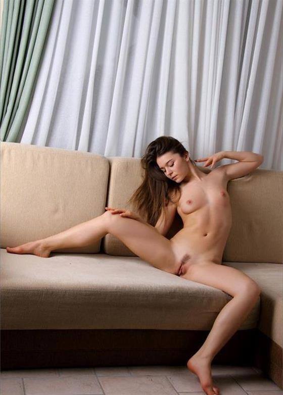Playfully Latvian Lady Adyson Hairy Pussy 1 Of 15