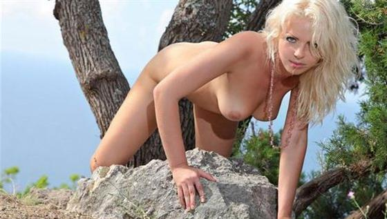 Horny German Women Janae Blonde Pics 1 Of 13