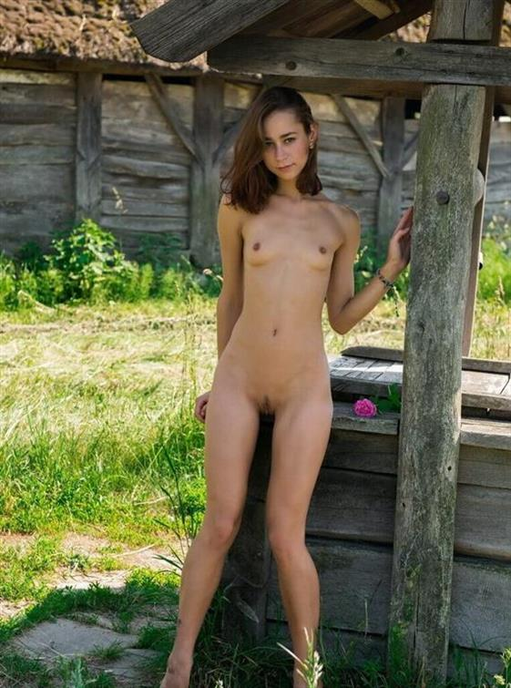 Skinny Indonesian Escort Aliza Shaved Pussy Pictures 1 Of 15