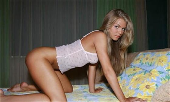 Lovely Russian Sweetheart Kelsie Panties 1 Of 19