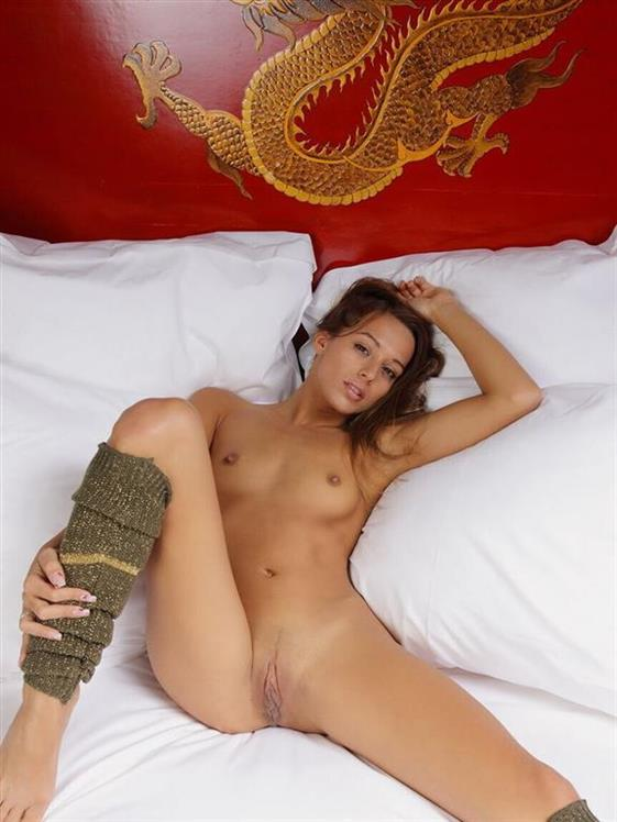 VIP Slovenian Lady Arabella Brunette Pics 1 Of 18