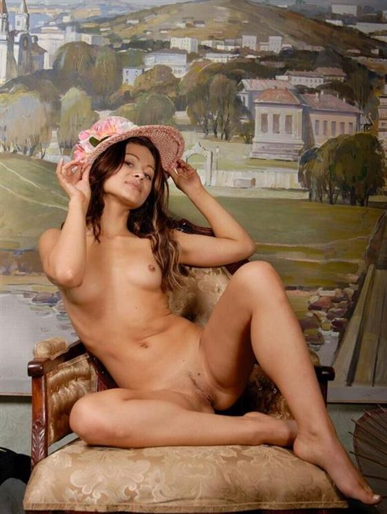 Erotic Russian Lady Annie Brunette Pics 1 Of 29
