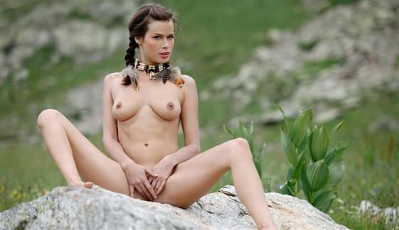 Exotic English Lady Eliza Small Tits Photos 1 Of 23