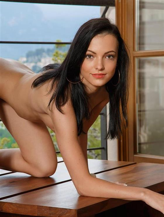 Acrobatic Lithuanian Call Girl Sara Brunette 1 Of 8