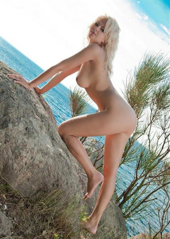 Naughty Hungarian Model Vivian Big Ass 1 Of 1