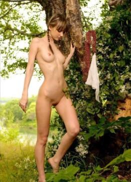 Slim Belarusian Sweetheart Natalya – Masturbation Photos
