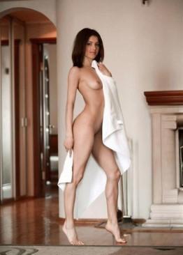 Nude Slovakian Companion Lillianna Lesbian