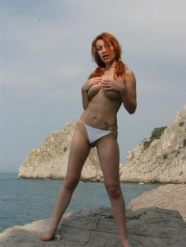 Beautiful Russian Escort Madelyn Piercing Images