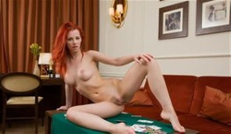 Curvy Russian Escort Lara Stripper Pics