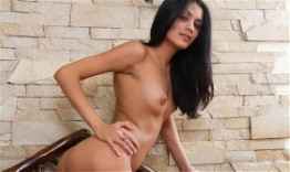 Slim Slovenian Sweetheart Cassie Self Shot Pictures