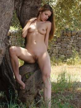 Excited Slovenian Model Rowan – Seduction Images