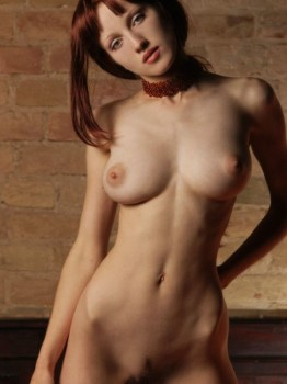 Excited Slovakian Escort Shyann Titjob Images