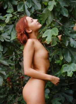 Skinny Slovakian Sweetheart Rebekah Lesbian Pics