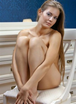 Excited Belarusian Female Delilah Piercing Photos