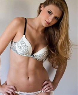 Slim Slovenian Women Madalynn Blonde Images