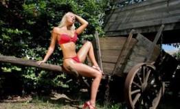 Tight Belarusian Model Allie Close Up Pics