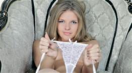 Young Lithuanian Girlfriend Princess Bikini Pics
