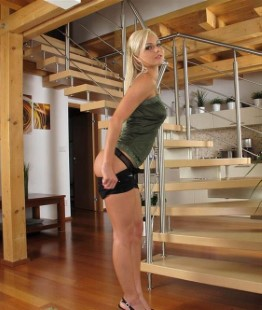 Independent Finnish Escort Harley Self Shot
