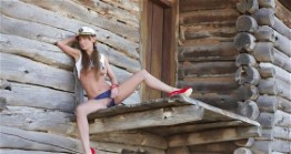 Nude American Girlfriend Marley – Uniform