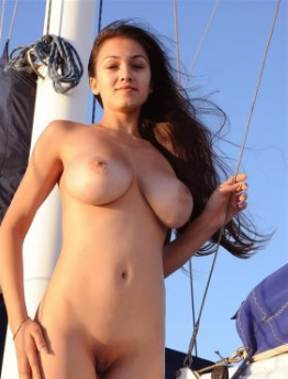 Exotic Lebanese Girlfriend Yaretzi Bikini Photos