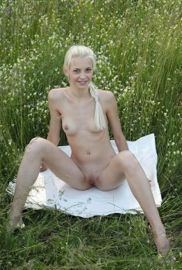 Playfully Russian Companion Armani Amateur Pictures