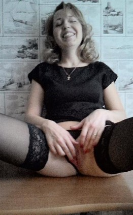 Curvy Ukrainian Sweetheart Julissa Big Boobs Pictures