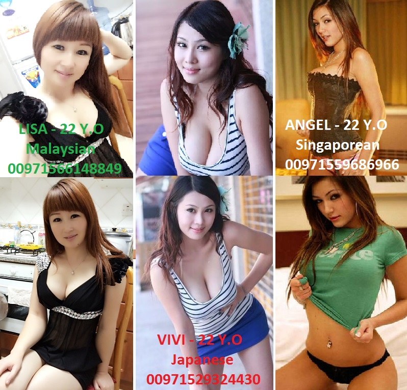 Lisa, Angel Vivi Dubai escorts massage girls
