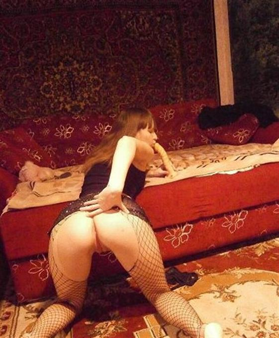 Mature Hungarian call girl Masturbation show - 1