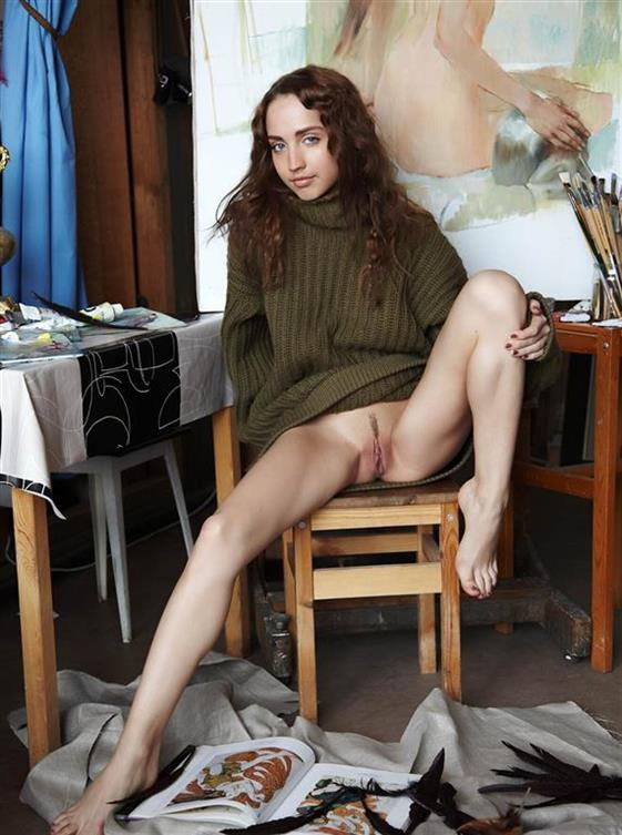Sensual German Dubai escort companion Shower sex - 7