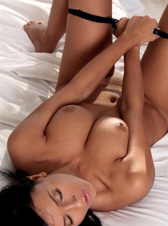 Beautiful Finnish Dubai escorts model Striptease show - 10
