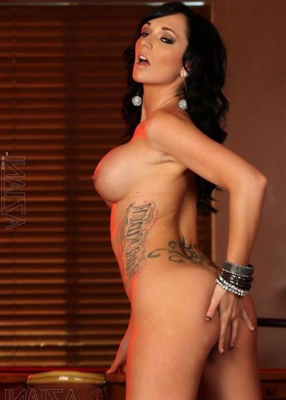 Classic Belgian massage Emirates Porn star experience - 9